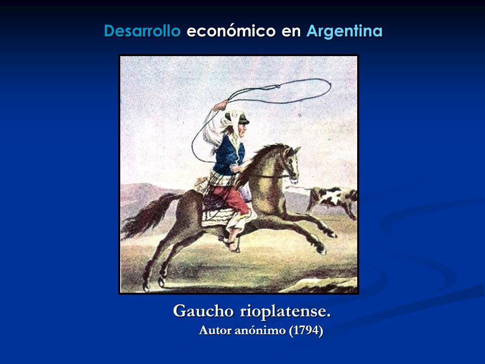 Desarrollo económico en Argentina