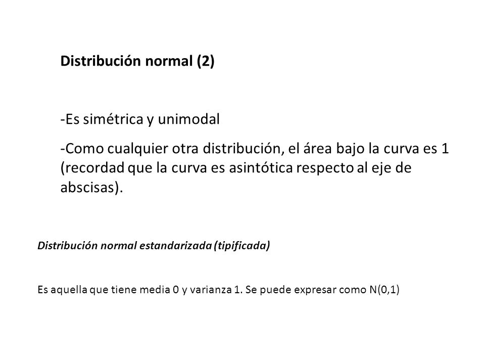 Distribución normal (2)
