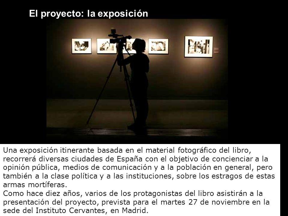 El proyecto: la exposición