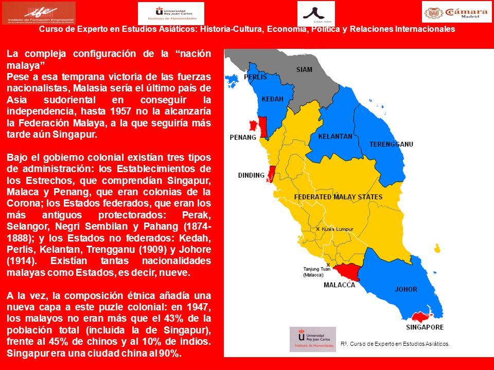 La compleja configuración de la nación malaya