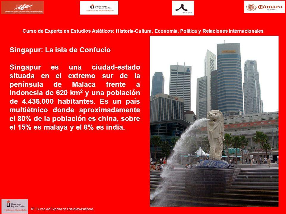 Singapur: La isla de Confucio