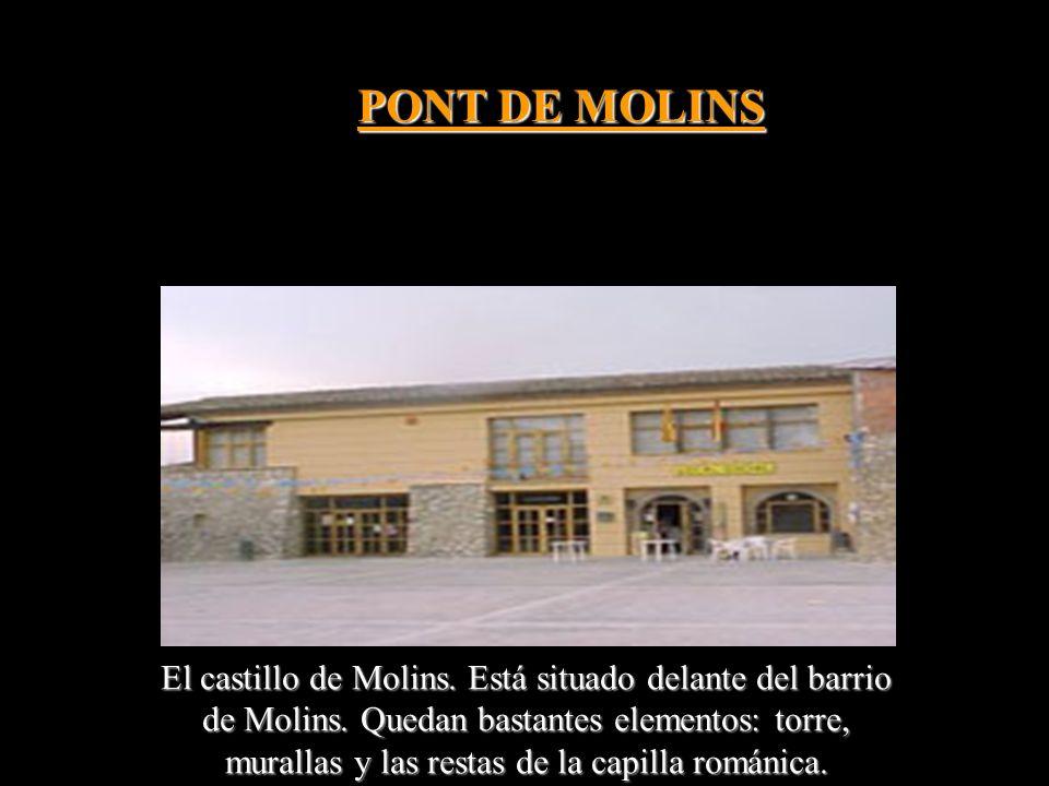 PONT DE MOLINS