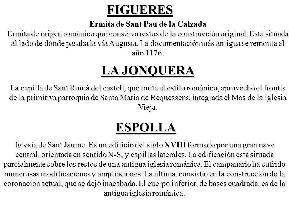 FIGUERES LA JONQUERA ESPOLLA