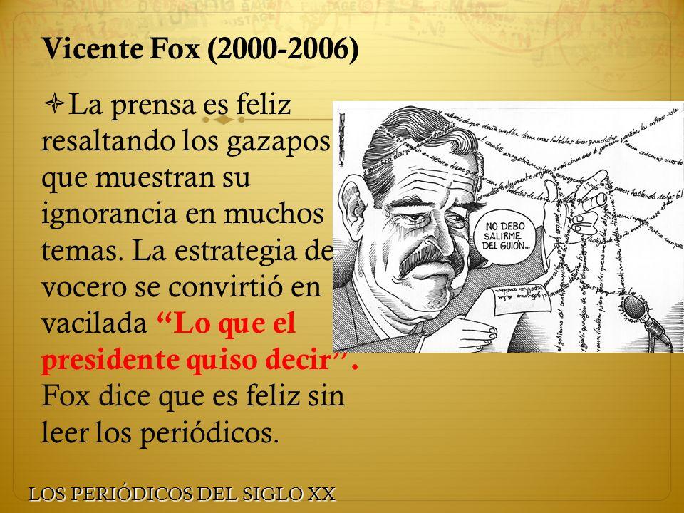 Vicente Fox (2000-2006)