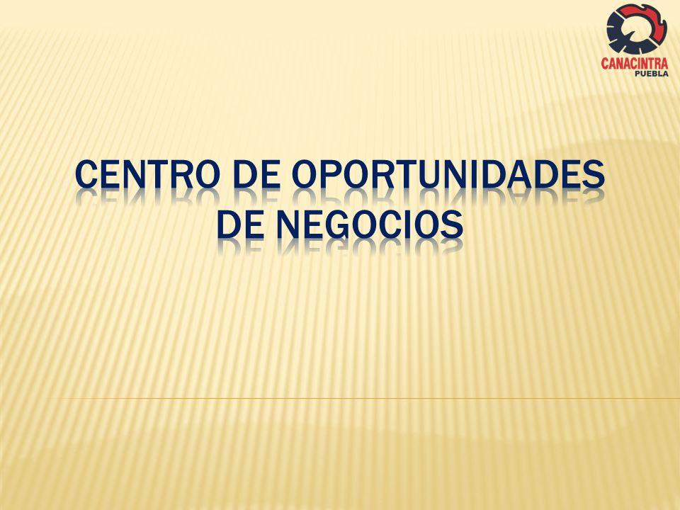 CENTRO DE OPORTUNIDADES DE NEGOCIOS