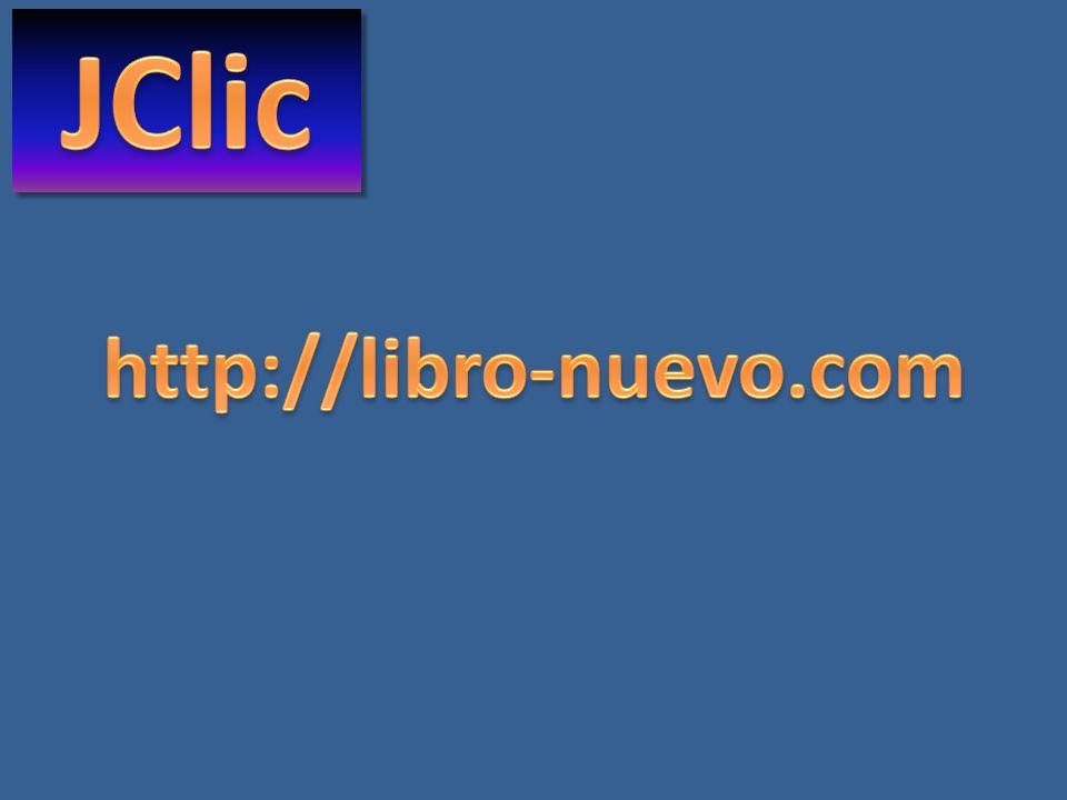JClic http://libro-nuevo.com