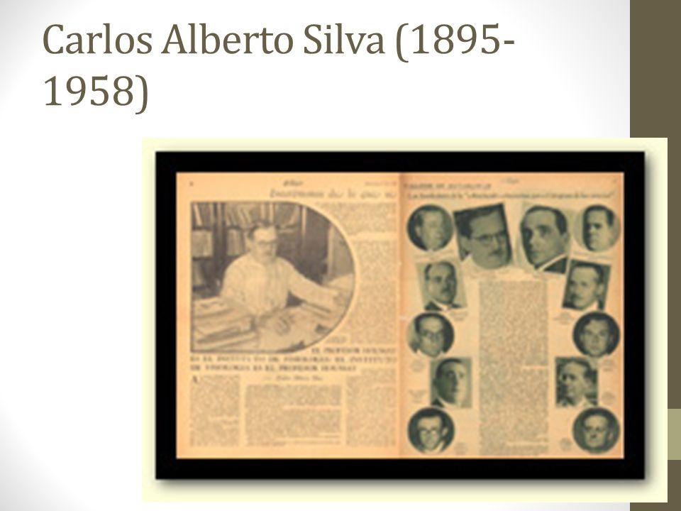 Carlos Alberto Silva (1895-1958)