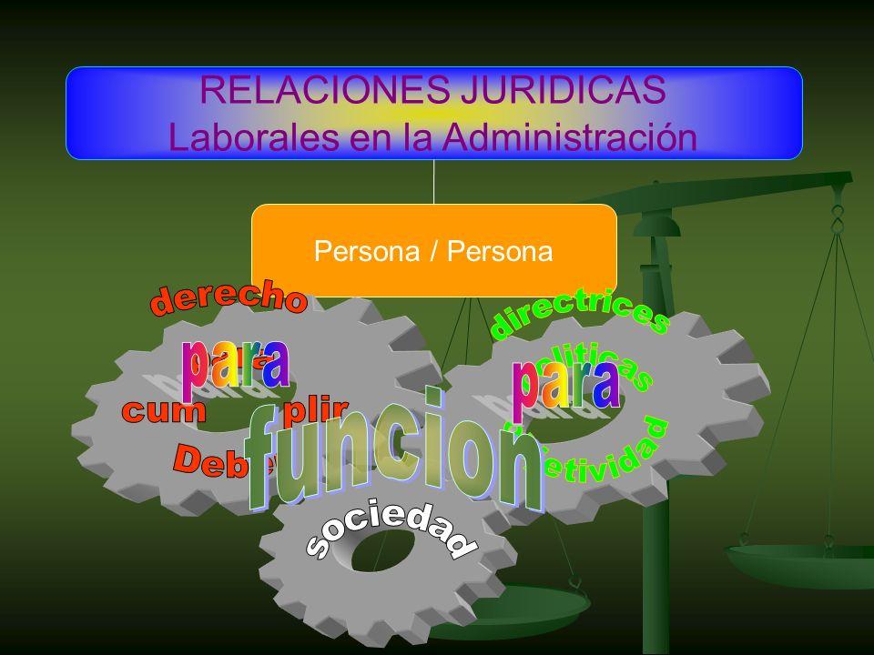 Laborales en la Administración