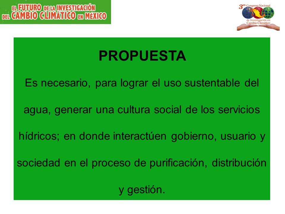 PROPUESTA