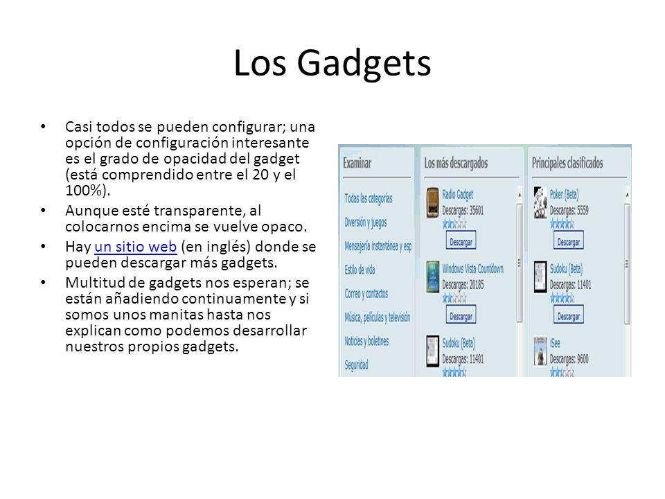 Los Gadgets
