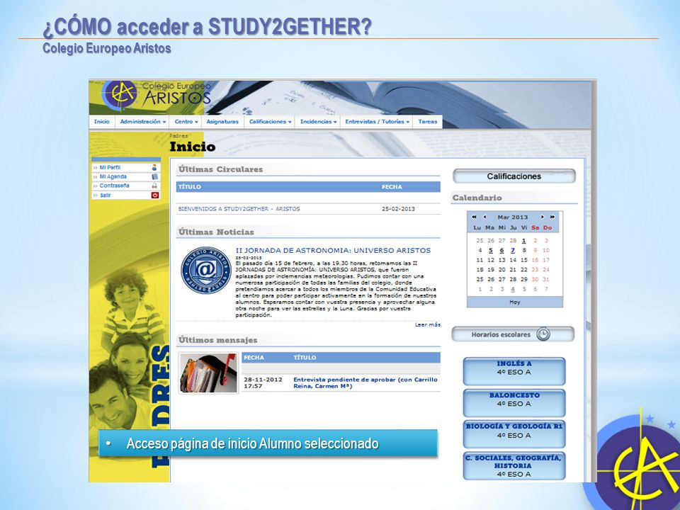 ¿CÓMO acceder a STUDY2GETHER
