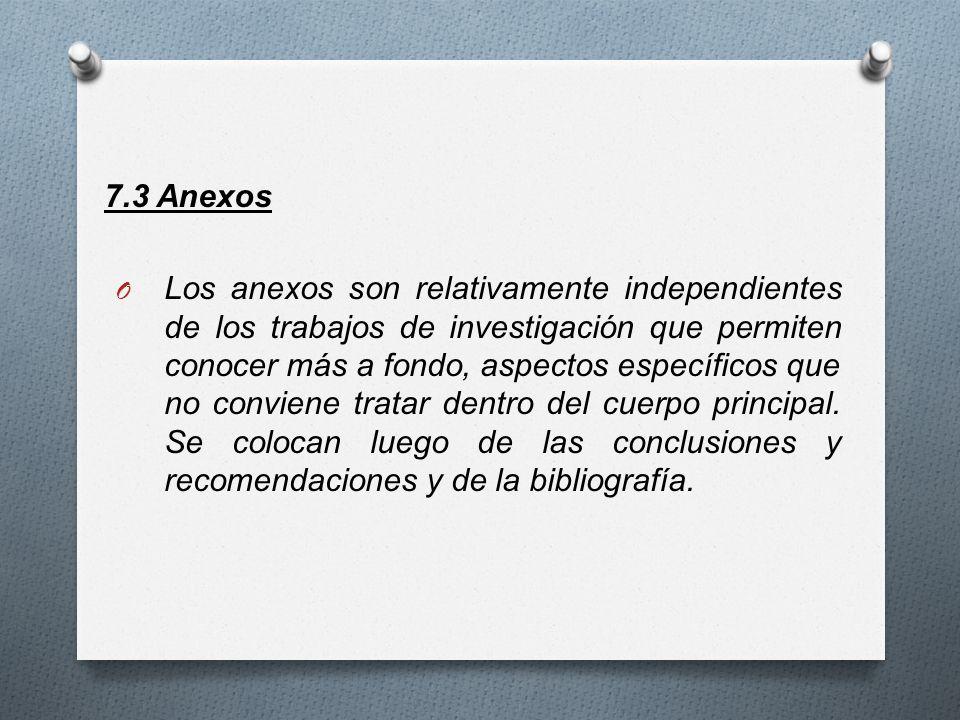 7.3 Anexos
