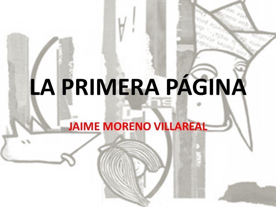 JAIME MORENO VILLAREAL
