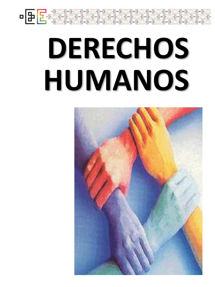 DERECHOS HUMANOS D