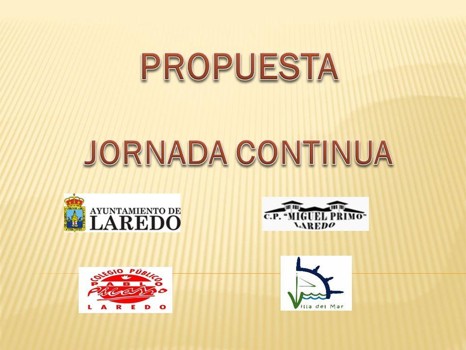 PROPUESTA JORNADA CONTINUA