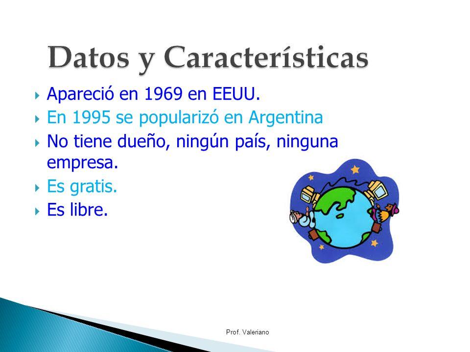 Datos y Características