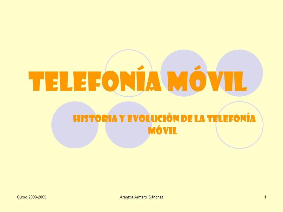 Historia y evolución de la telefonía móvil