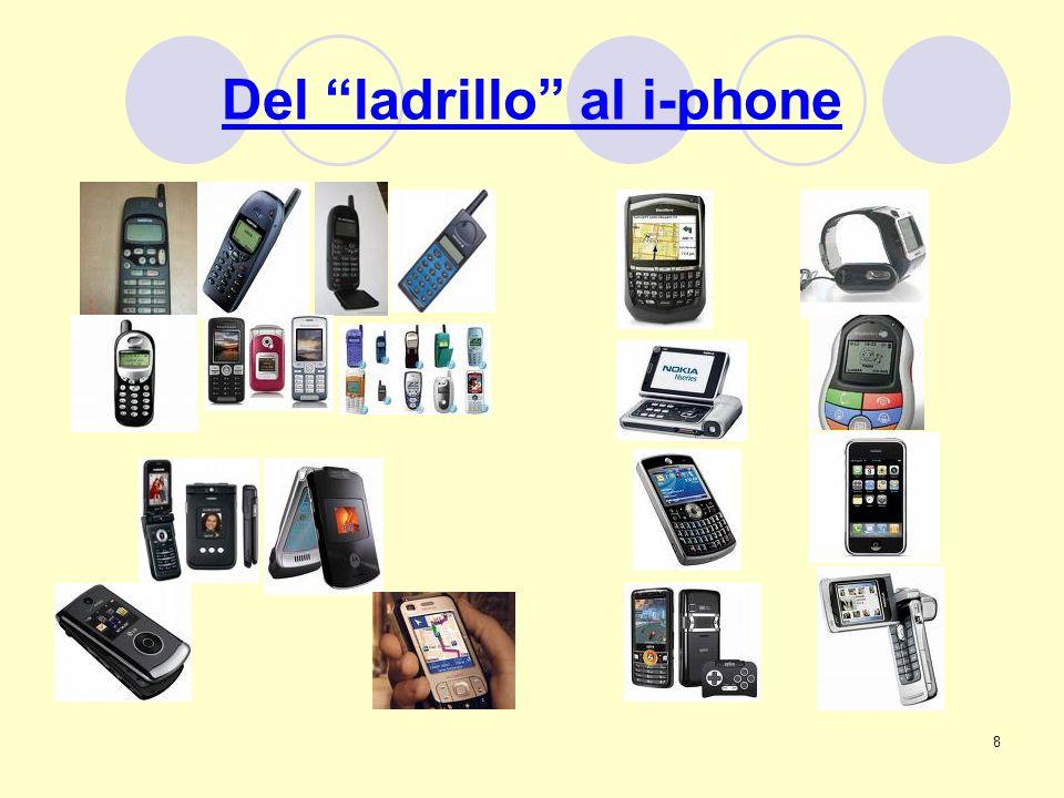 Del ladrillo al i-phone