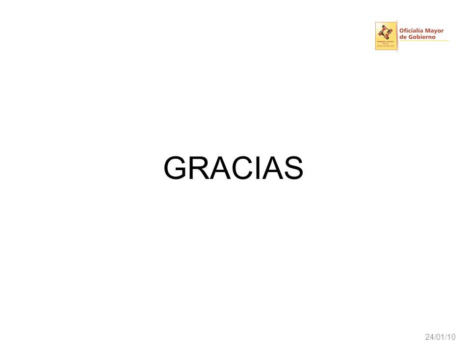 GRACIAS 24/01/10 15