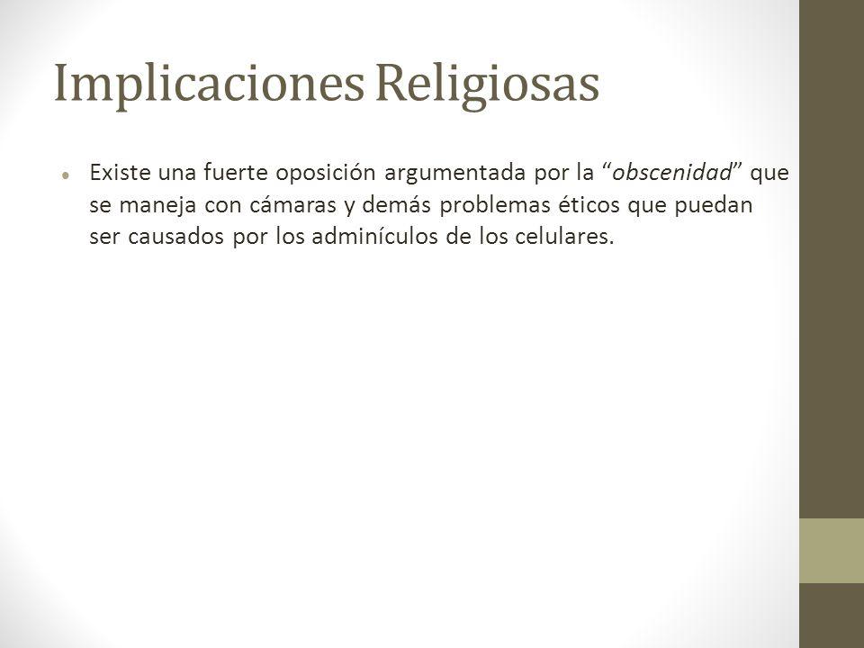 Implicaciones Religiosas