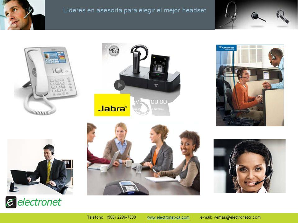 Teléfono: (506) 2296-7000 www. electronet-ca