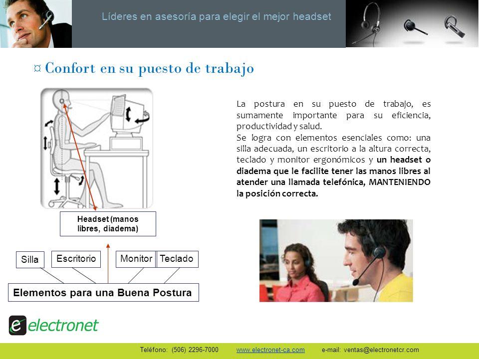 Headset (manos libres, diadema)
