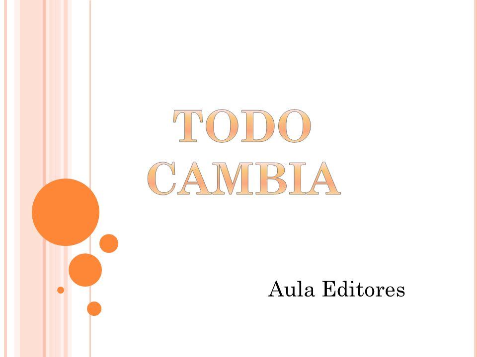 TODO CAMBIA Aula Editores