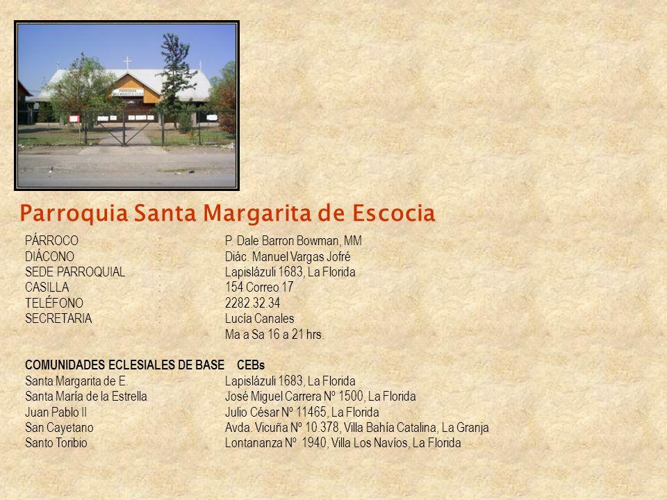 Parroquia Santa Margarita de Escocia