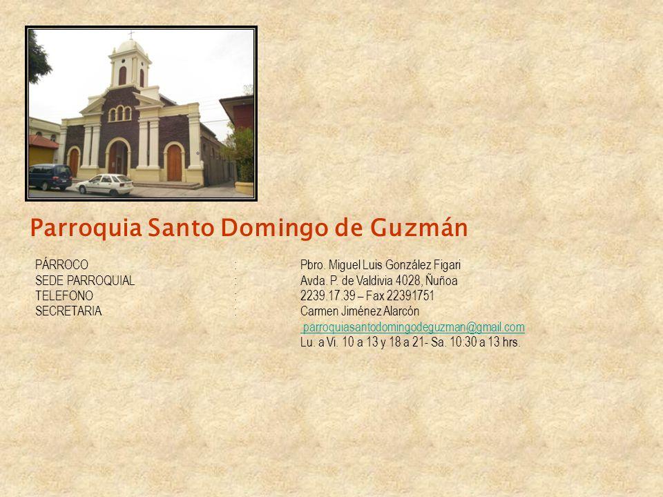 Parroquia Santo Domingo de Guzmán