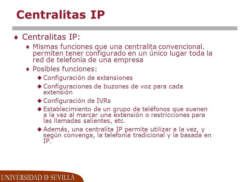 Centralitas IP Centralitas IP: