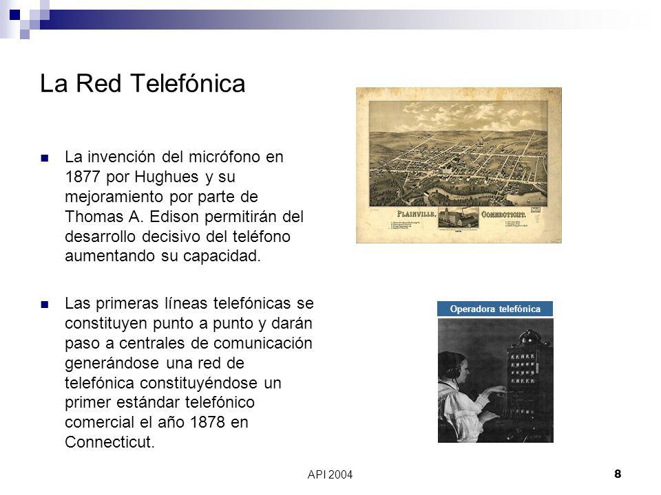 La Red Telefónica