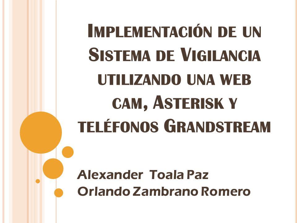 Alexander Toala Paz Orlando Zambrano Romero