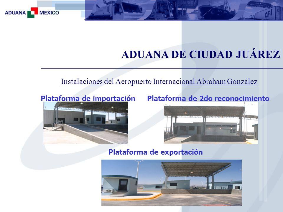 ADUANA DE CIUDAD JUÁREZ