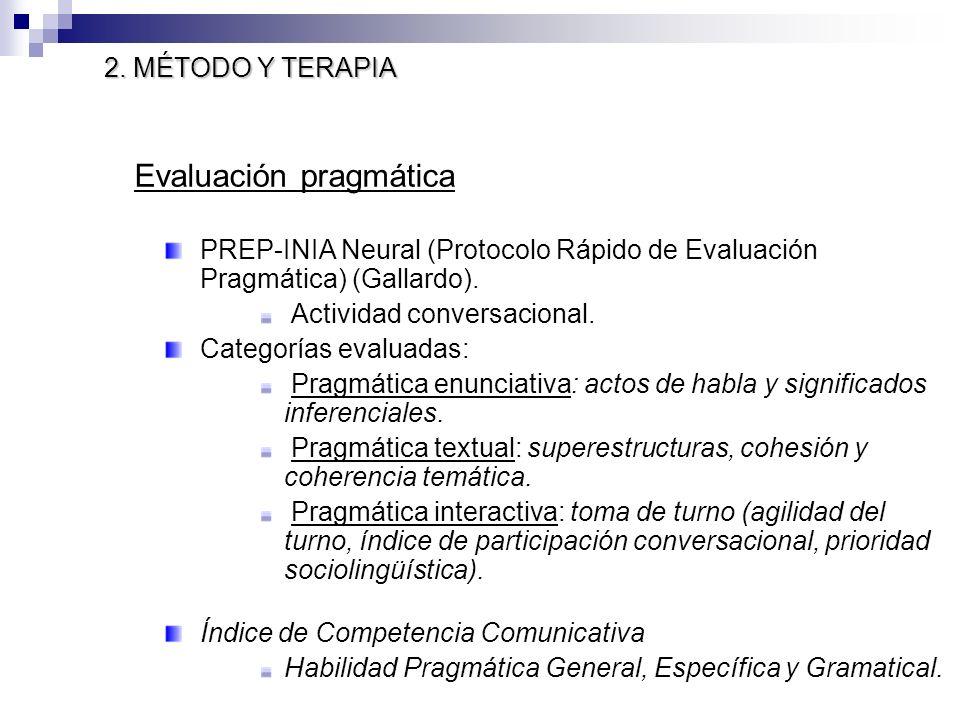 Evaluación pragmática