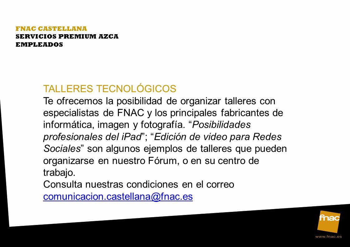 TALLERES TECNOLÓGICOS