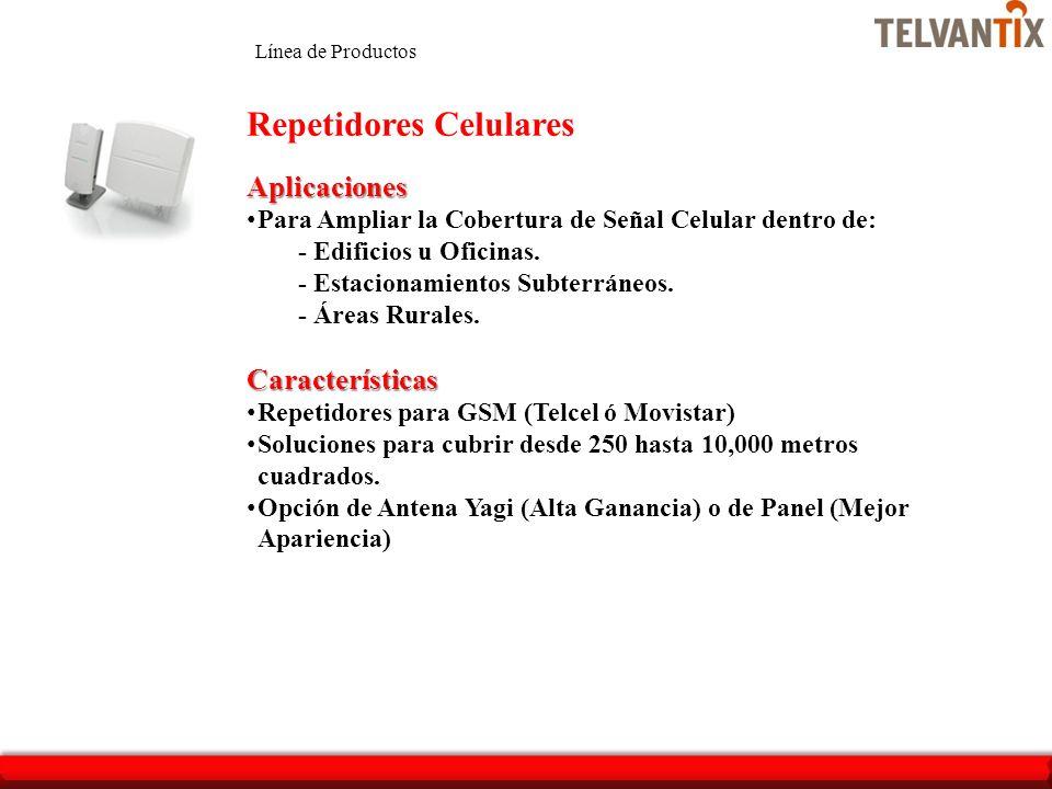 Repetidores Celulares