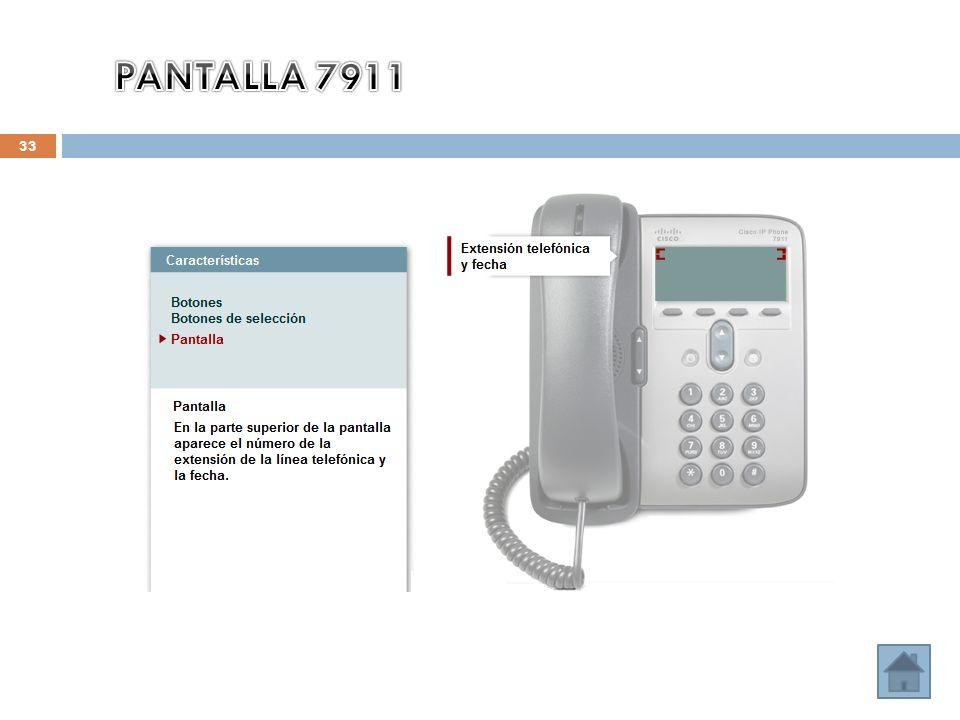 PANTALLA 7911