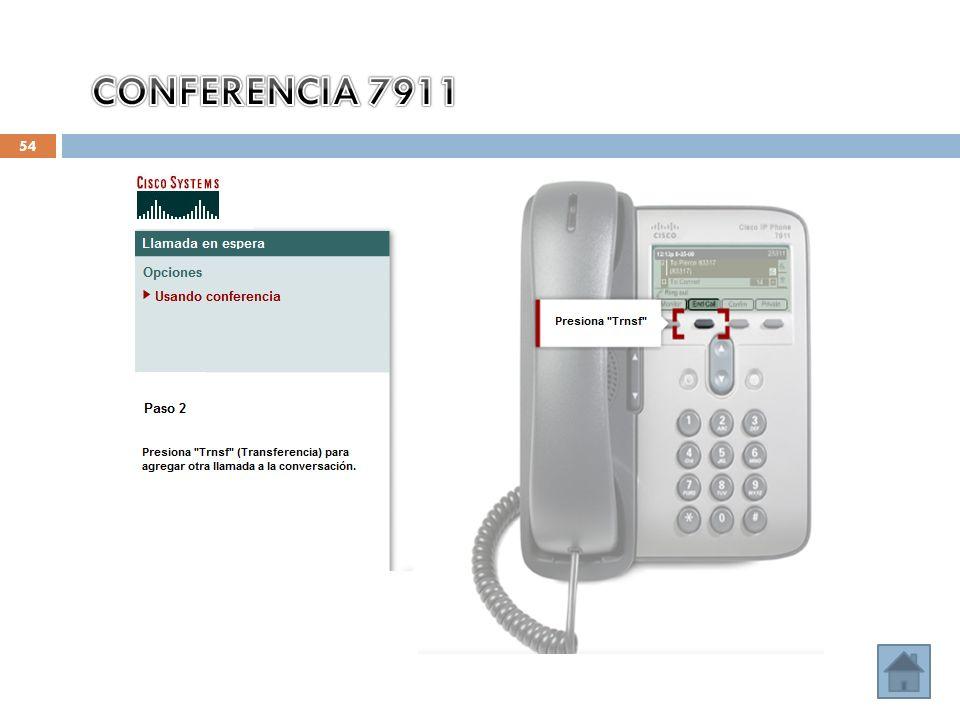 CONFERENCIA 7911