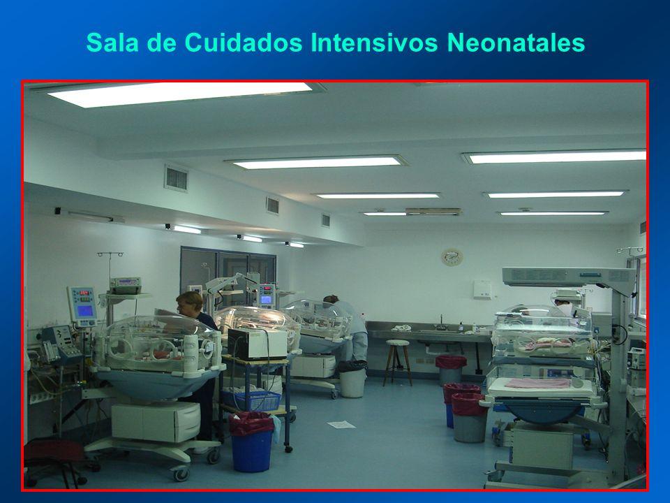 Sala de Cuidados Intensivos Neonatales