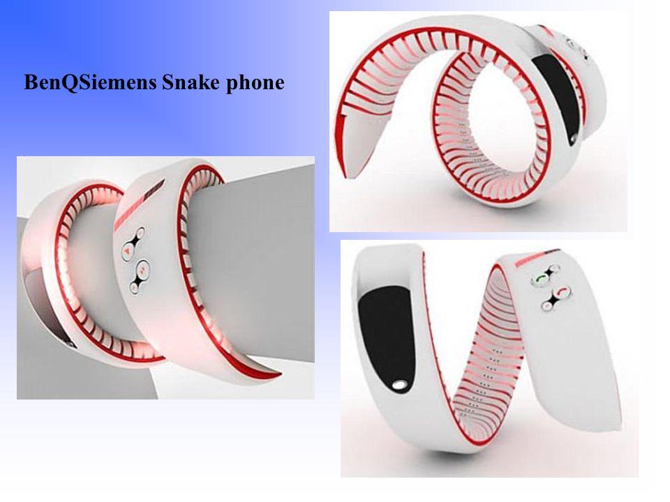 BenQSiemens Snake phone