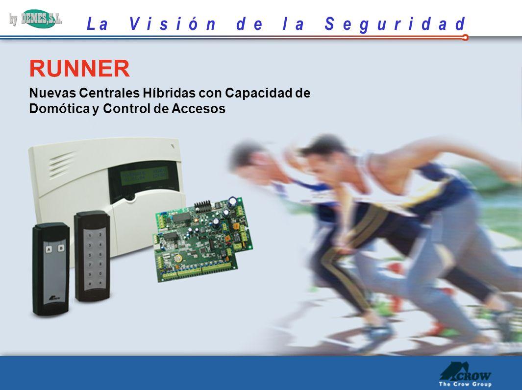 RUNNER Nuevas Centrales Híbridas con Capacidad de