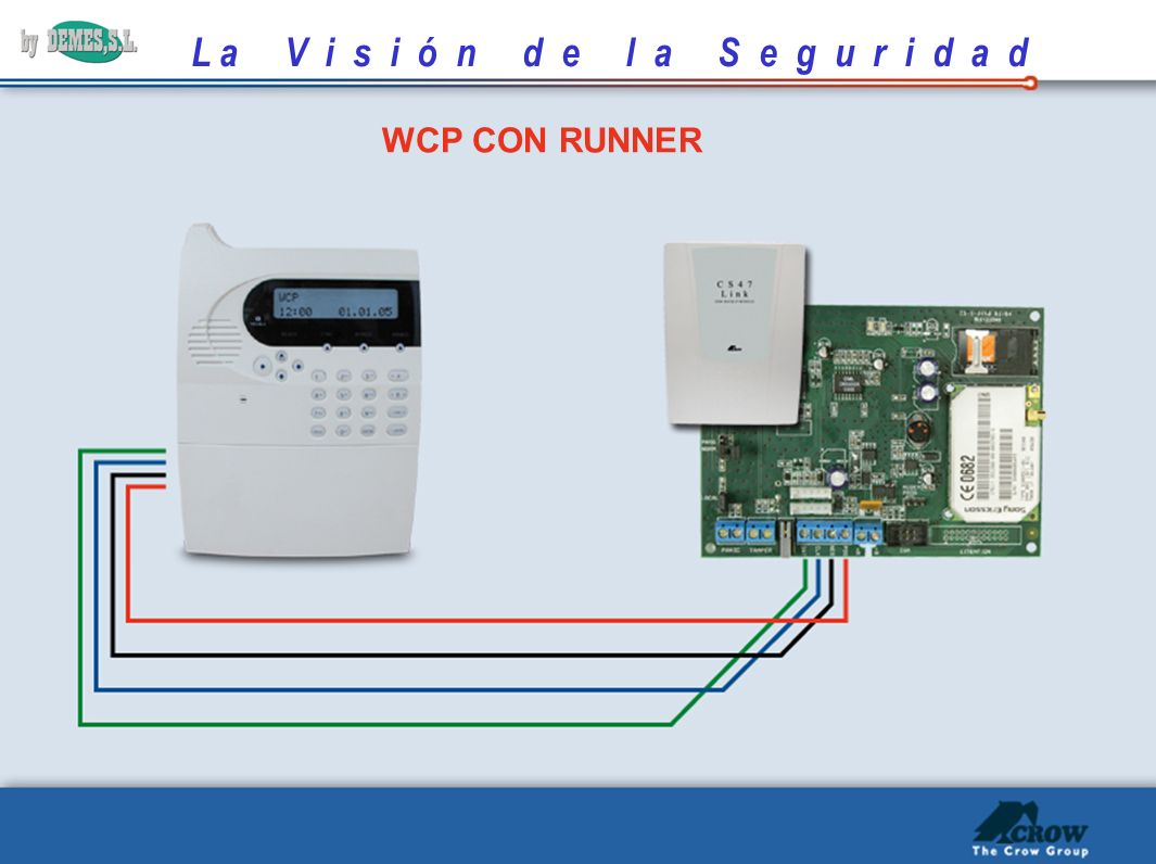 WCP CON RUNNER