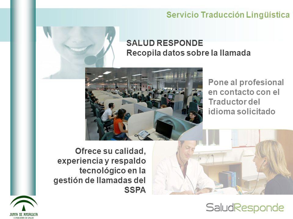Servicio Traducción Lingüística