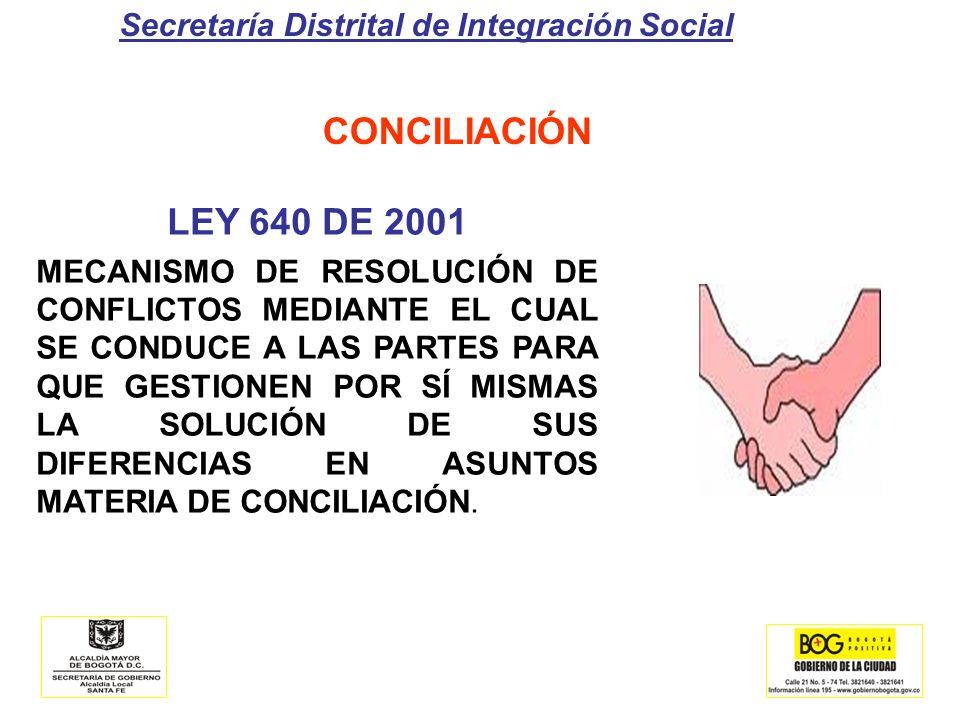 Secretaría Distrital de Integración Social