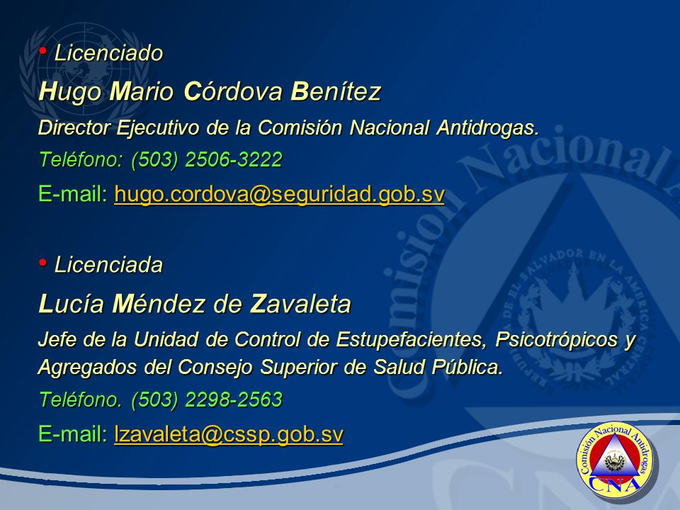 Hugo Mario Córdova Benítez