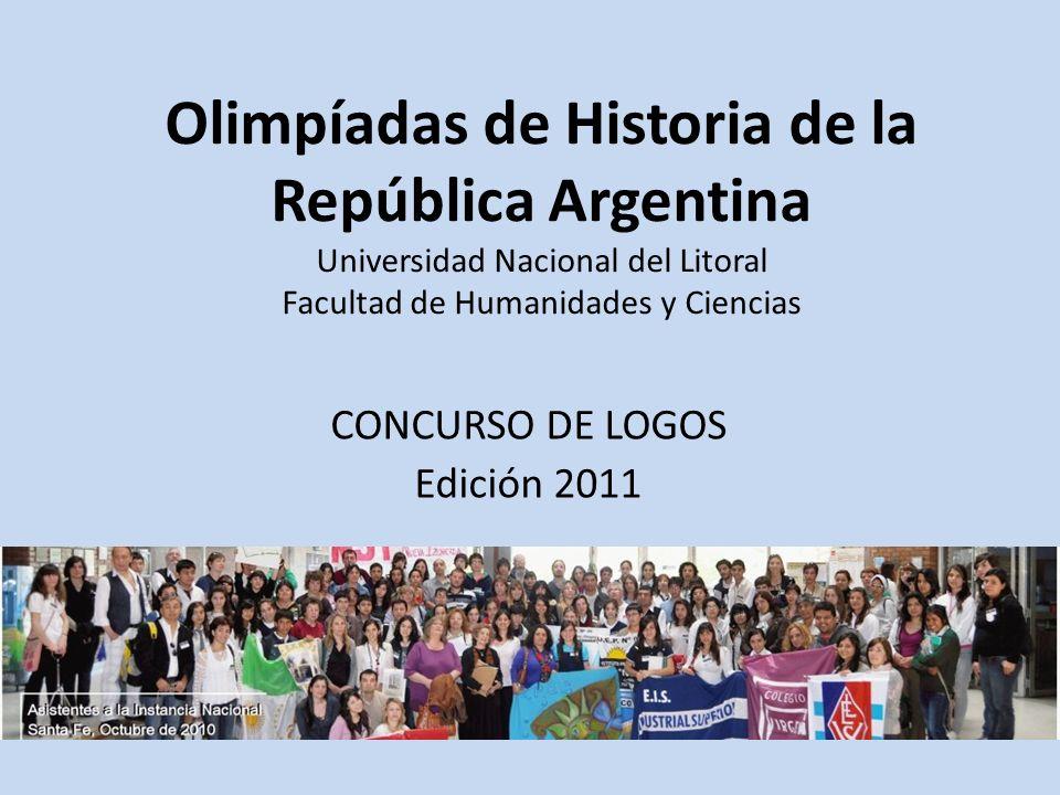 CONCURSO DE LOGOS Edición 2011