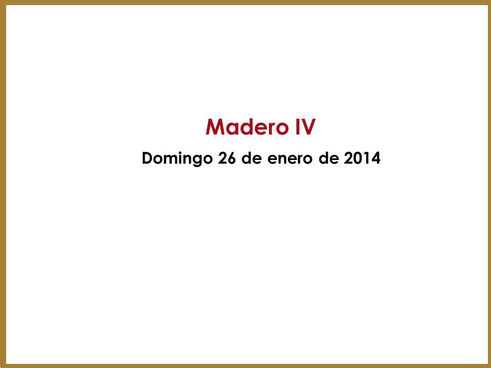 Madero IV Domingo 26 de enero de 2014 25