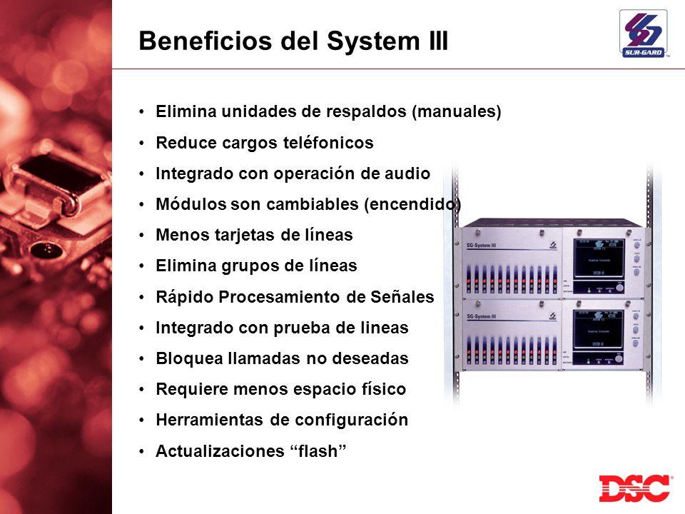 Beneficios del System III