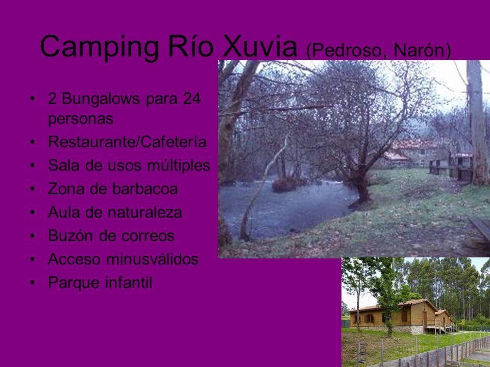 Camping Río Xuvia (Pedroso, Narón)