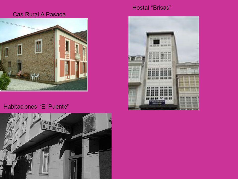 Habitaciones El Puente